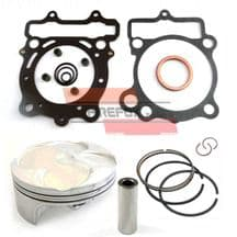 Suzuki RMZ250 '10 - '12 77.00mm Mitaka Top End Rebuild Kit Inc Piston & Gaskets